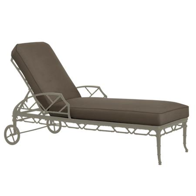 Picture of CALCUTTA ADJUSTABLE CHAISE WITH WHEELS
