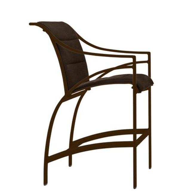Picture of BAR CHAIR, PADDED
