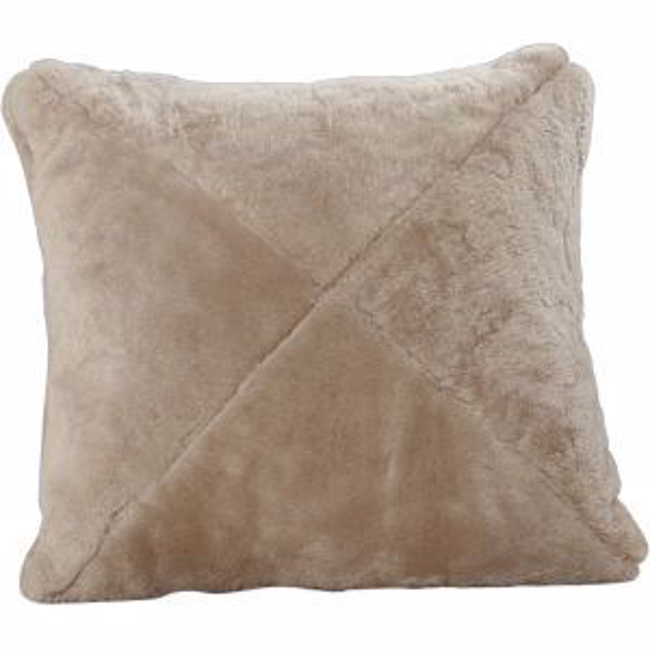 Picture of SHEARLING SHEARLING THROW PILLOW