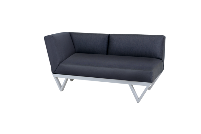 Picture of BONDI BELLE SOFA 2-SEATER RIGHT HAND ARM