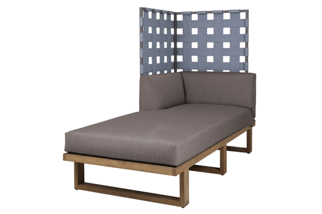 Picture of KYOTO SECTIONAL CHAISE PRIVACY